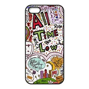Customize All Time Low TPU Case for Apple IPhone 4 4s