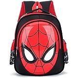 Kid's 3D 3-6 Year Old School Bags For Boys Waterproof Backpacks Child Spiderman Book bag Kids Shoulder Bag Satchel Knapsack