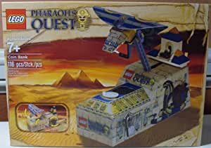 LEGO Pharaoh's Quest - Hucha