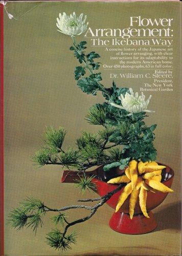 4079700814 - W. Steer: Flower Arrangements: The Ikebana Way - 本