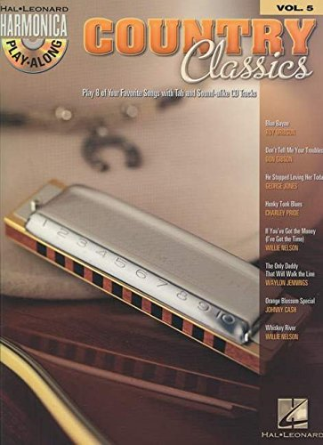 - Country Classics: Harmonica Play-Along Volume 5