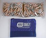 250 1/4 Cleco Sheet Metal Fasteners w/ Mesh Carry Bag (K2S250-1/4)