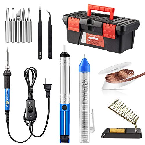 electric soldering kit - 4
