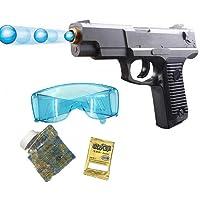 ZHENDUO Manual Toy Gun Water Crystal Soft Bullet Pistol for Kids Gift Magazine Feed Toy Guns Outdoor Hobbies Cosplay