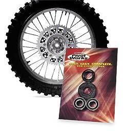 Pivot Works Rear Wheel Bearing Kit - OEM Hub/--