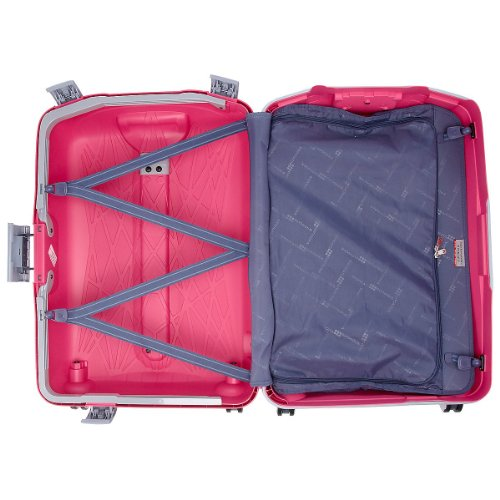 Orange cm valise roues ARANCIO 68 70 68 500712 4 litres Roncato polypropylène LIGHT Light C0TxApq0wO