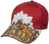 Robert Graham Headwear Men's Gudyr Baseball Cap, Red, One Size