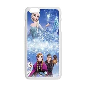 SANYISAN Frozen White iPhone plus 6 case