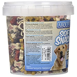 Arquivet Soft Snacks huesitos y Corazones Mix 800 grs – 855 gr
