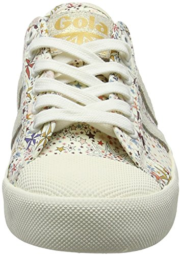 Coaster Liberty white Sneakers White Women White Off Off Powder Gola Ad Off A5qcw4wO