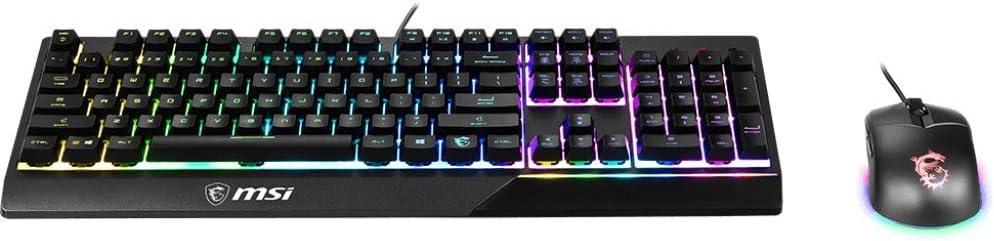 MSI Vigor GK30 - Combo de Teclado y ratón Gaming