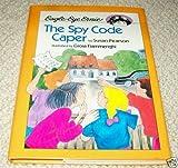 The Spy Code Caper, Susan Pearson, 0671740717