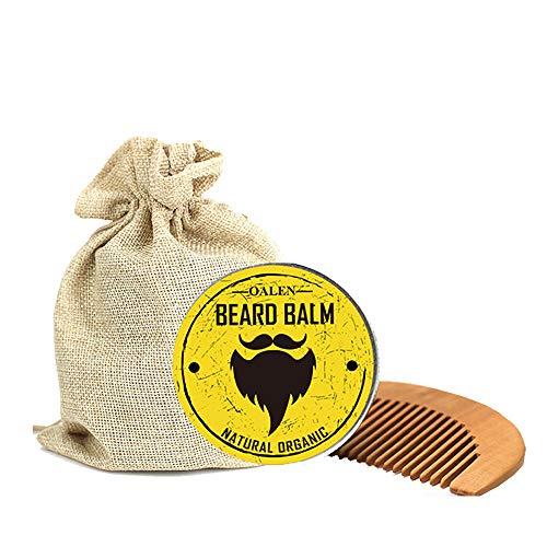 MChoice Daily Beard Maintenance Men's Care Suit Moustache Wax + Comb Combination Suit