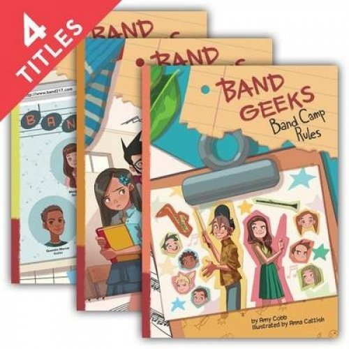 Band Geeks Set (Band Geeks Set 2) ebook