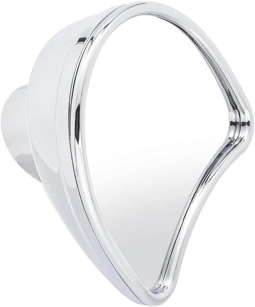 Rearview Mirror Compatible for Harley Davidson Touring Electra Glide Street Glide Tri Glide 2014-2019 10 mm Hole Plugs Benlari Chrome Fairing Mount Mirrors