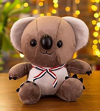 ShireyStore Muñeca de Felpa para Niños Cojín de Oso Koala Lindo Peluche de Felpa Koala Relleno