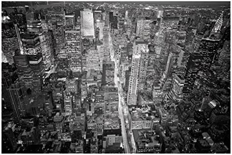 Mural de ventana Midtown Manhattan II, Dimensione:144cm x 216cm: Amazon.es: Hogar