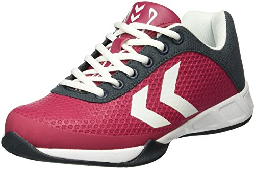 Hummel de Rose Femme Sangria Play Rose Fitness Chaussures Root Gris t4wq4ar6