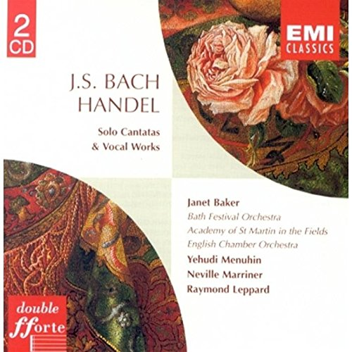 Bach/Handel: Solo Cantatas & Vocal Works by EMI Classics