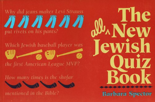 The All New Jewish Quiz Book