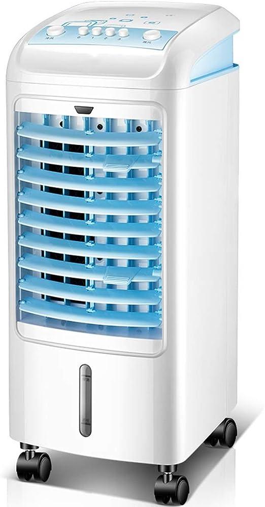 RJLI Climatizadores evaporativos Enfriador De Aire con Mando A ...