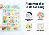 UNCLE WU Alphabet Kids Educational