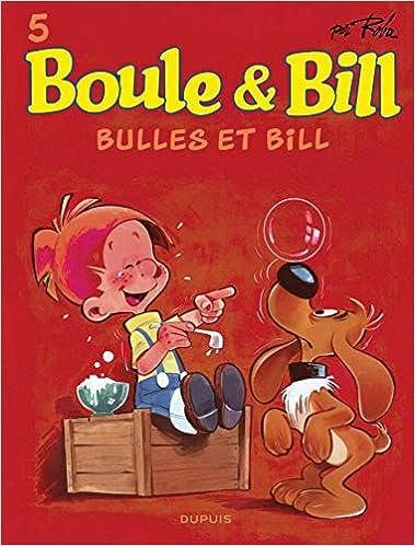 Boule Bill, Bulles