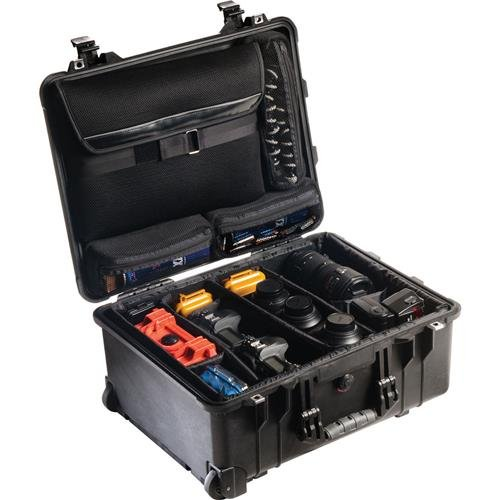 Pelican Carrying Case for Multiple Device - Retail Packaging - Black