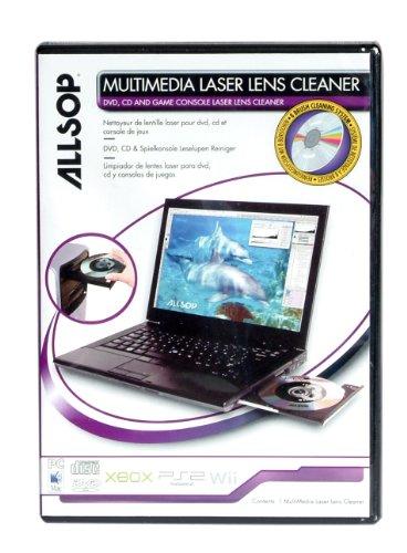 Allsop Multimedia Laser Lens Cleaner (Allsop Cd Laser Lens Cleaner)