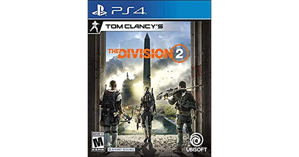 Amazon.com: Tom Clancys The Division 2 - PlayStation 4 ...