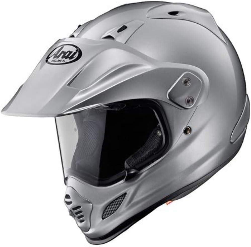 アライ(ARAI) バイクヘルメット オフロード TOUR-CROSS 3 アルミナシルバー XS 54cm