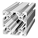 80/20 Inc., 25-5050, 25 Series, 50mm x 50mm T-Slotted Extrusion x 1220mm