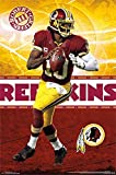 Robert Griffin III Washington Redskins NFL Sports Poster 22 x 34in