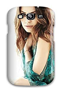 Waterdrop Snap-on Amazing Mila Kunis Case For Galaxy S3