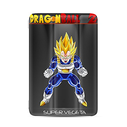 LOOKSEVEN iPad Mini 4Case,Dragon Ball Z PU Leather Smart Case with Auto Sleep/Wake Function for Apple iPad Mini 4#11 (Cases Dragon Ipad Z Mini Ball)