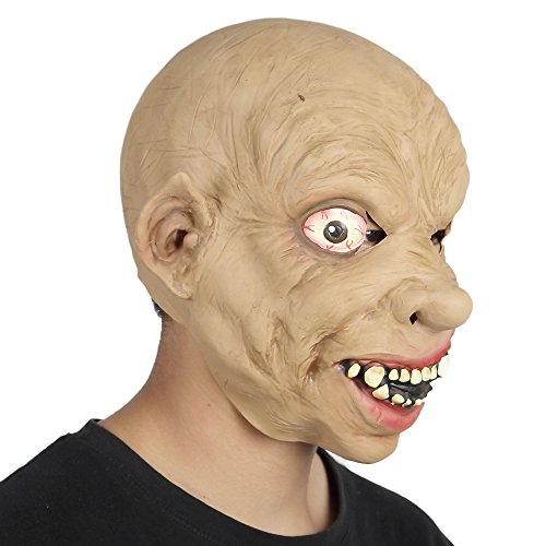 Eyxia Halloween Cosplay Latex Mask Party Scary Head