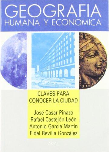Descargar Libro Claves Para Conocer La Ciudad Jose Casar Pinazo