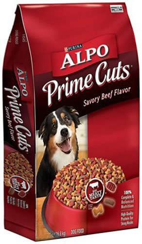 Nestle Purina Petcare 11202 Alpo Prime Cuts For Pets, 16-Pound