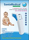 Professional Clinical Large LCD Non-contact Infrared Thermometer – Forehead (Fahrenheit Readings), Health Care Stuffs