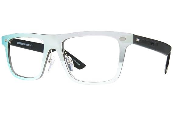 d2f68c8b5a MCQ By Alexander Mcqueen MQ0024O Men s Eyeglass Frames - Silver Black
