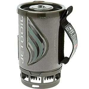 Jetboil Flash compañero de 1l/Replacement Cup & calor Indica Cozy en gris grafito