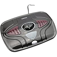 HoMedics Sole Soother Vibration Foot Massager with Heat - FMV-400HBK-THP