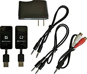 Audioengine W3 Wireless Audio Adapter Kit