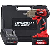 Earthquake Extreme Torque 3/8 Cordless 20 Volt Lithium Ion Impact Wrench