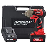 Cheap Earthquake Extreme Torque 3/8 Cordless 20 Volt Lithium Ion Impact Wrench