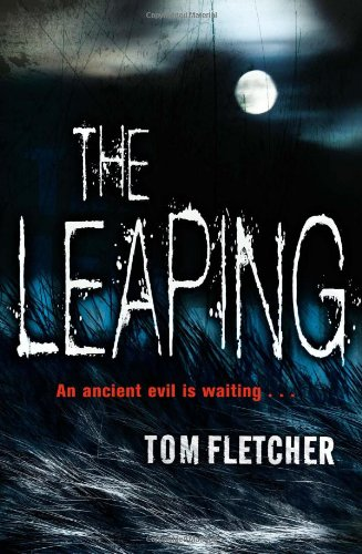 Book cover for The Leaping