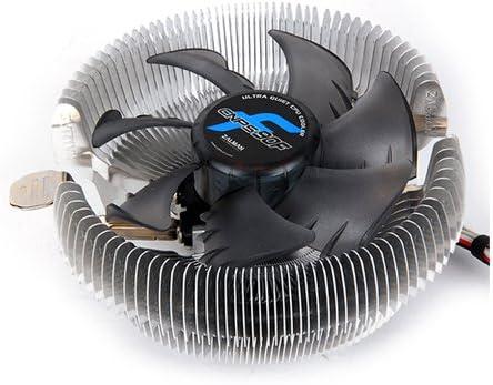 Zalman CNPS90F - Ventilador de PC (Procesador, Enfriador, Socket ...