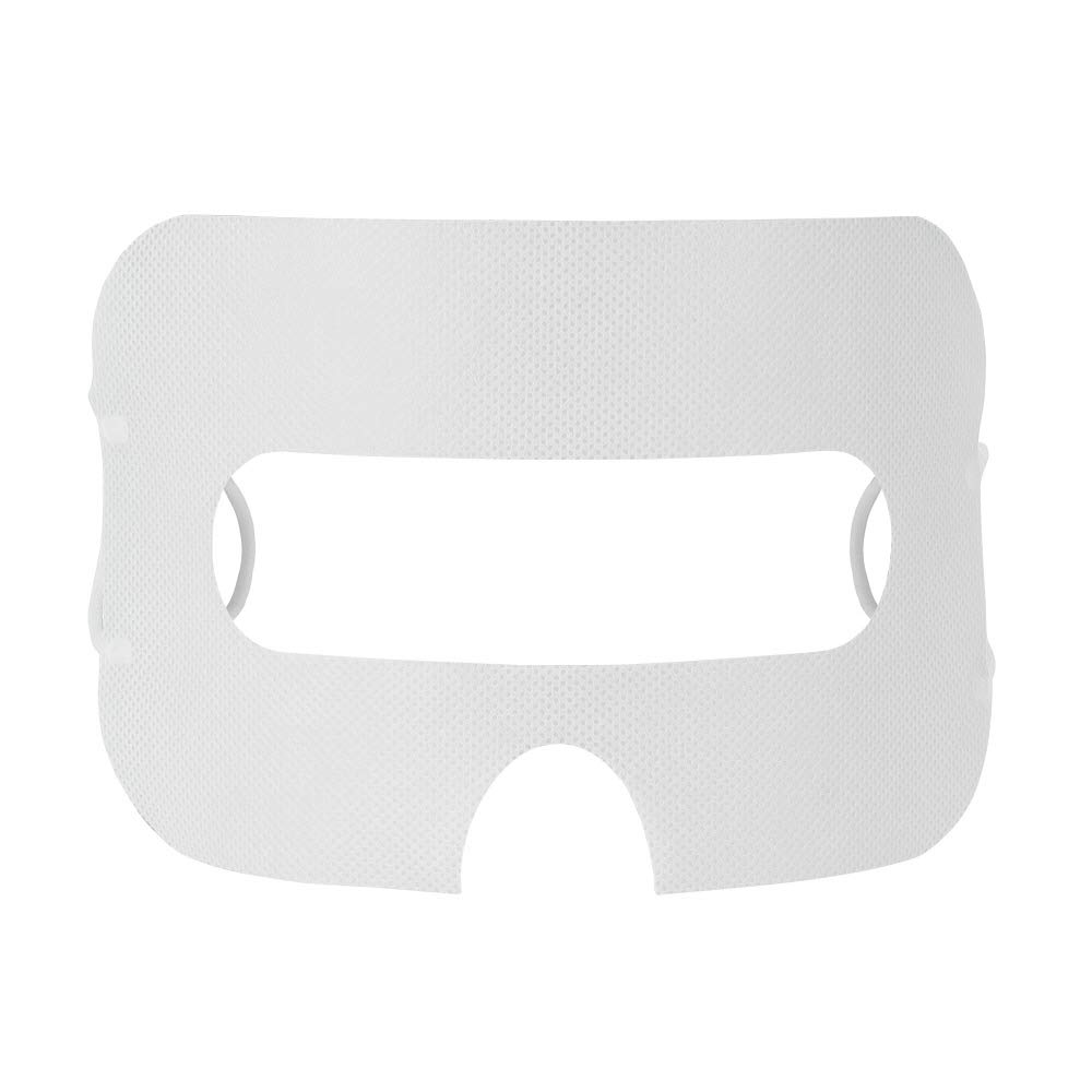 VR Mask 100pcs for VR Headset l White Eye Mask Cover by HomeYo