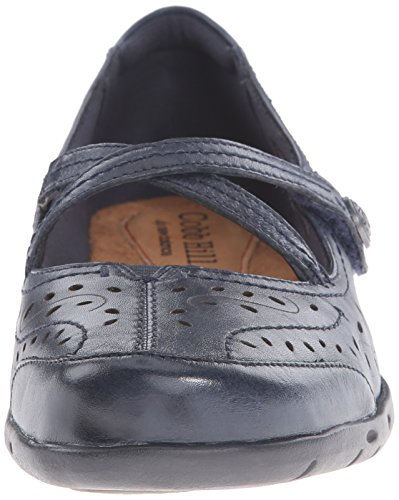 Rockport Cobb Hill Damen Pearl-Ch Mary Jane Flat Marine