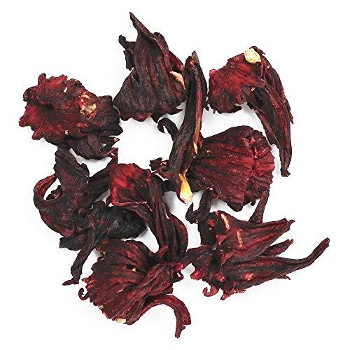 Hibiscus Tea Roselle Whole Flower Loose Leaf Tea Lower Import
